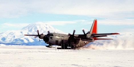 109th Airlift Wing commemorates first South Pole landing
