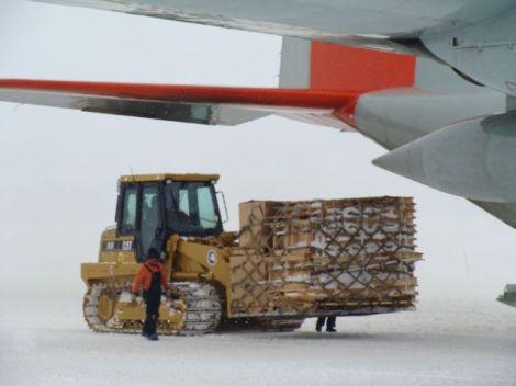 Cargo pallets2009