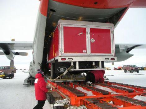 cargo unload2007