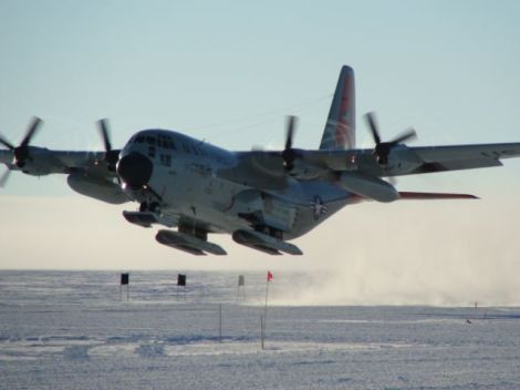 Herc take off2009