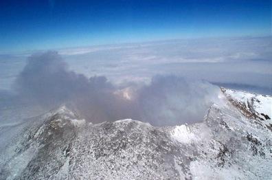 Erebus Crater