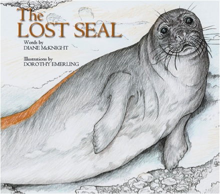 Lost Seal Pup cover