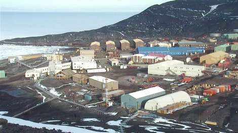 McMurdo early February 17th